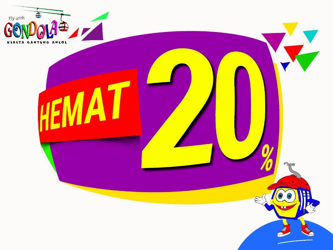 Hemat 20%